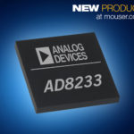 Analog Devices' AD8233 AFE for Medical Wearables