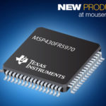 Mouser Stocking Ultra-Low-Power 32-Bit MSP432 MCUs from Texas Instruments