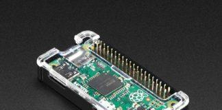 Adafruit Raspberry Pi Zero Case