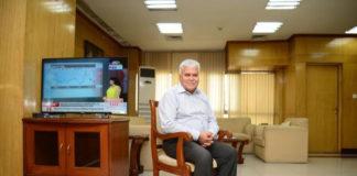 RS Sharma Chairman TRAI