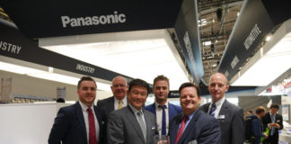 Mouser Electronics Named Panasonic's High Service Distributor of the Year