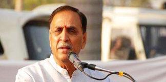 Vijay Rupani CM Gujrat