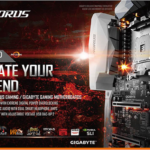 GIGABYTE Announces New AM4 Ryzen Compatible Motherboards of AORUS X370, B350 and A320