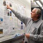 sensors to track environmental data near campus