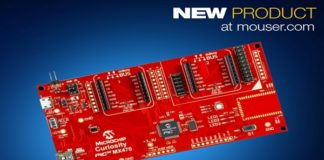 Develop 32-Bit Prototypes out of the Box with Microchip's PIC32MX470 Curiosity Dev Board, Now at Mouser