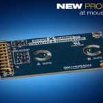 Sensirion SHTW2 Xplained Pro Dual Humidity and Temperature Extension Board