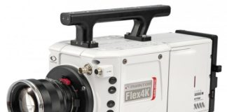 The Phantom Flex4K-GS camera. Credit: Vision Research