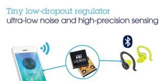 Low-Dropout (LDO) voltage regulators