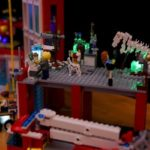 3D printed light-up Lego bricks