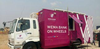 Solar-powered mobile bank