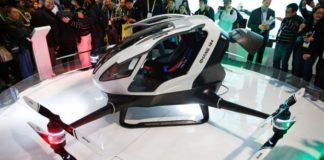 Passenger Drone Dubai