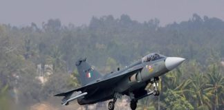 World class sensor package for Tejas