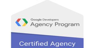 Google certification program for software development agencies