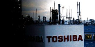 Toshiba opens bidding on semiconductor unit