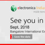 Electronica India 2018