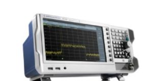 R&S FPC1000 spectrum analyzer