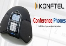 Konftel makes remote meetings easier with a new conference phone and mobile app
