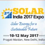 Solar India India 2017