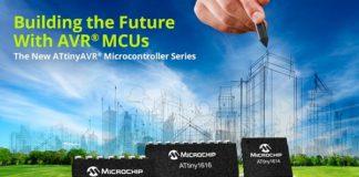 tinyAVR® MCUs Microchip