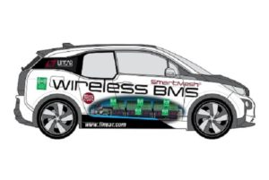 wireless BMS concept car