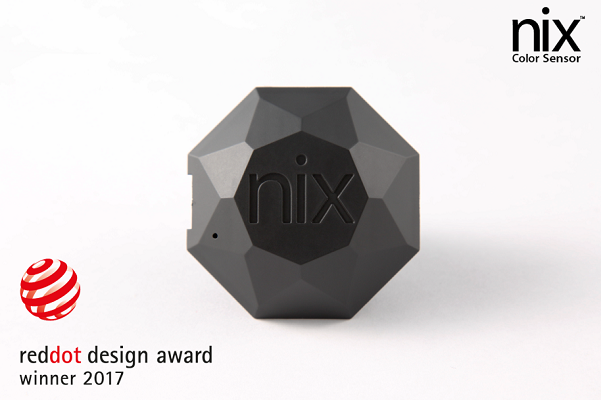 nix sensor ltd wins red dot award for high quality product design electronicsmedia. Black Bedroom Furniture Sets. Home Design Ideas