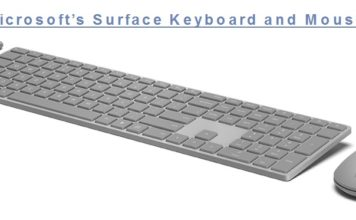 Fingerprint Keyboard : Microsoft