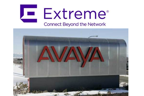 Extreme Networks Wins Bid for Avaya's Networking Business