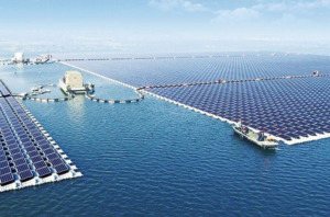 Floating Solar Farm
