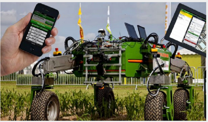 Internet of Things : The Future of Farming - Electronicsmedia