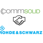 commsolid and rohd&schwarz
