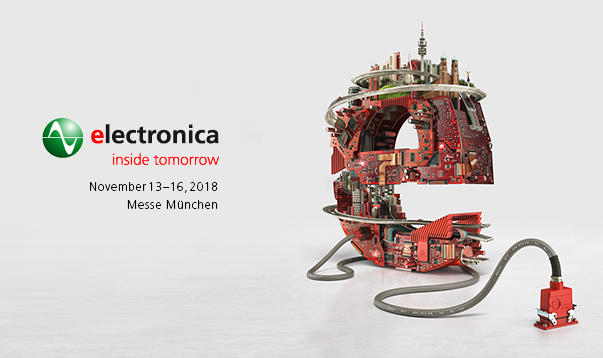 Electronica Messe Munchen Germany 2018 Dates Venue And