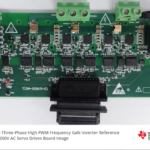 three-phase, gallium nitride (GaN)-based inverter reference design