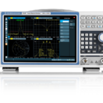 R&S ZNLE vector network analyzer