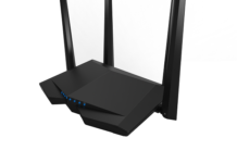 AC6: A dual-band wireless router