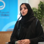 Dr. Aisha Bin Bishr Director General of Smart Dubai