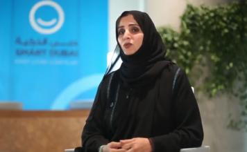 Dr. Aisha Bin Bishr Director General of Smart Dubai
