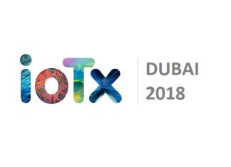 IoTx 2018 Dubai