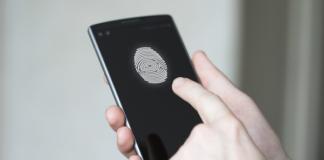 fingerprint sensor android