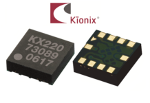 KX220 Analog Accelerometers