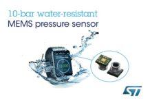 Water-Resistant Pressure Sensor