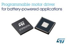 STSPIN32F0A Motor Driver