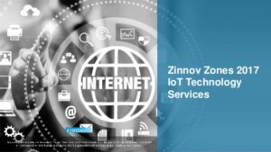 Zinnov zones for iot services