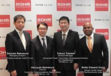 ROHM press meet