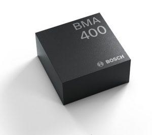 BMA400 accelerometer