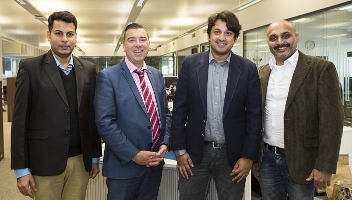 Indian Trade Delegation Visit