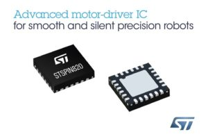 Motion-Control Chip