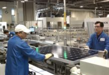 Domestic Solar Manufacturing