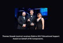 Elektra 2017 'Educational Support Award'