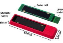 sensor device supporting LPWA