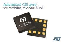 ST- 2-axis OIS gyro